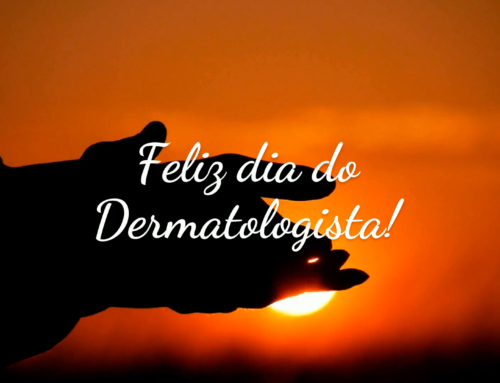 05/02 Dia do Dermatologista!