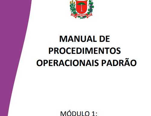 Manual de Procedimentos Operacionais Padrão
