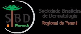 SBD-PR – Sociedade Brasileira de Dermatologia – Regional Paraná Logo